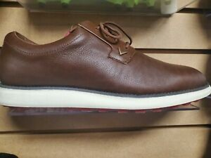 Men's Callaway Size 12 Swami 2.0 Golf Leather Brown(CG203BR)Brand New w/Box