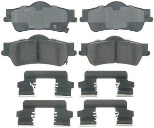 Rr Ceramic Brake Pads  ACDelco Professional  17D1352CH