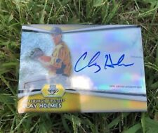Clay Holmes Pirates 2012 Bowman Premium RC Rookie Auto Signed Baseball Card