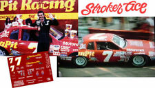 CD_884 #7 Stroker Ace (Burt Reynolds) Chicken Pit Thunderbird  1:64 Decals