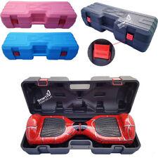 """6.5"""" PLASTIC HARD CARRY CASE BAG - Fits Hoverboard Smart Self Balance Scooter UK"""