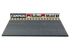 Diorama Circuit Campari / Marlboro / Mobil - 1/43ème - #43-2-Z-AA-002