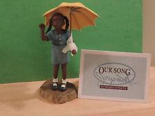 "Brenda Joysmith's Our Song ""Still Raining"" Figurine NIB"