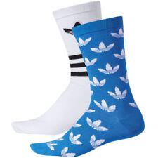 Calcetines de hombre azul adidas