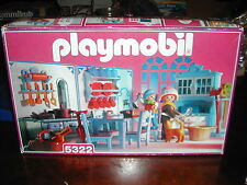 Playmobil 5300 VICTORIAN HOUSE Mansion 5322 KITCHEN Lot NIB Sealed