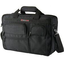 Alpine Swiss Conrad Mensajero Bolso Maletín Laptop de 15.6 Pulgadas Con Funda De Tablet