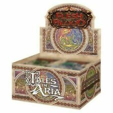 More details for flesh and blood tcg tales of aria booster box (1st edition) - pre order 24/09/21