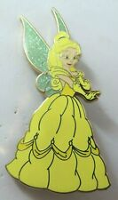 Disney Pin * Disney Auctions - Tinker Bell as Belle LE 100 #49516