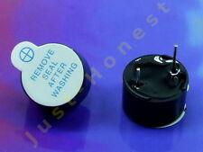 Stk.2 x 12V / 12mm  Signalgeber Schallgeber Buzzer Beeper Arduino PCB #A1269
