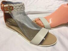 Women's Sperry Shoes Wolverine ISHA ANKLE STRAP  SANDALS ORANGE Size 6.EUR 36