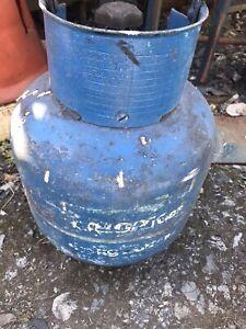 4.5kg Butane Calor Gas Bottle, No Exchange Bottle Needed Empty