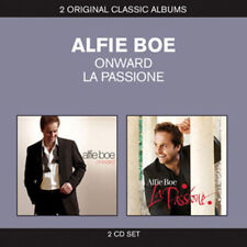 Alfie Boe : Classic Albums: Onward/La Passione CD (2011)