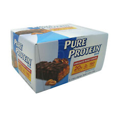 Pure Protein Bar- Chocolate Peanut Caramel - 6 Bars