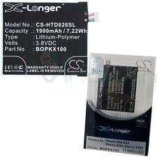 Batteria sostitutiva HTD626SL X-Longer per HTC Desire 626 626G 626G+ B0PKX100
