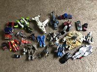 Hasbro Transformers HUGE PARTS REPAIR LOT
