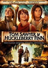 TOM SAWYER & HUCKLEBERRY FINN New Sealed DVD Val Kilmer