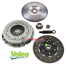VALEO KING COBRA STAGE 2 DISC CLUTCH KIT+ FLYWHEEL FORD MUSTANG LX GT 5.0L 302""