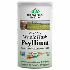 Organic India Psyllium Whole Husk 100gm