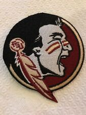Florida State University Seminoles Indian Emblem Iron on Patch