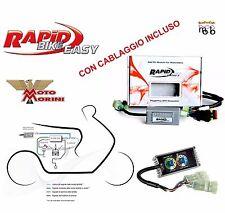 CENTRALINA MOTO RAPID BIKE EASY CON CABLAGGIO MOTO MORINI SCRAMBLER 1200 2008