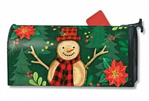 MailWraps - Mailbox Cover - Woody