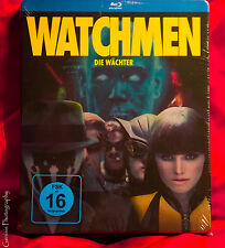 Watchmen: Limited Edition Steelbook (Blu-ray) Region Free