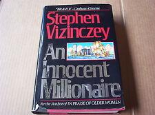 An Innocent Millionaire by Stephen Vizinczey (1985, Hardcover)