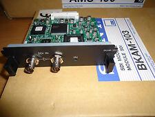 SONY BKAM-103 SDI DE-EMBEDDER BOARD FOR AMS-100 AUDIO MONITORING UNIT = N E W =