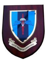 40 Commando Recce Troop Wall Plaque Royal Marines Military Regimental Shield