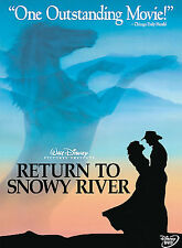 Return to Snowy River (DVD, 2003) Free Shipping In Canada!