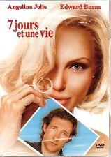 DVD - 7 JOURS ET UNE VIE - Angelina Jolie - Edward Burns