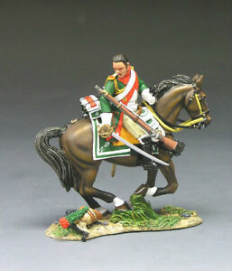 KING & COUNTRY THE AGE OF NAPOLEON NA081S DRAGOON FIGHTING SPECIAL MIB