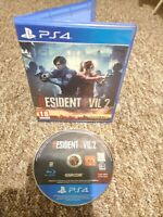 Resident Evil 2 - Sony Playstation PS4 Game - Private Seller - FAST & FREE P&P!