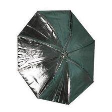 "Interfit INT263 39"" Lighting Umbrella (Silver w/ Black Backing)"