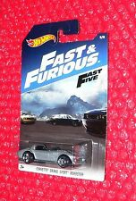 2017 Hot Wheels Fast and Furious Corvette Grand Sport Roadster #5 Dwf76-0910
