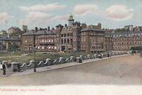 AK FOLKESTONE ROYAL PAVILION HOTEL 1911 GELAUFEN (G4020)