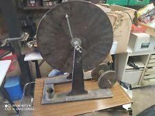 ancien generateur d electricite statique