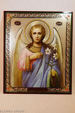 Archangel Gabriel Christian Orthodox Icon   15x18cm or 5.9х7 Inch