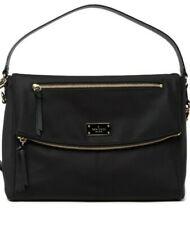 Kate Spade New York Lyndon Wilson Road Calista BlackShoulder Handbag        NEW