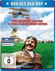 Die tollkühnen Männer in ihren fliegenden Kisten [Blu-ray/NEU/OVP] Gert Fröbe
