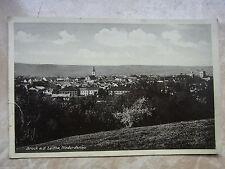 Zweiter Weltkrieg (1939-45) frankierte Ansichtskarten aus Niederösterreich