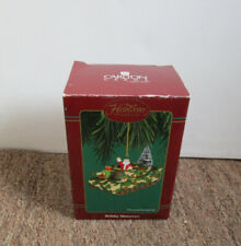 Carlton Cards Heirloom Collection Christmas Ornament Holiday Maneuvers Cxor-201J