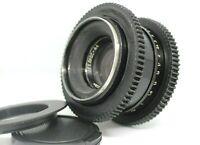 Helios-44 13 blades 2/58mm Soviet Portrait Lens Full Frame Canon EOS EF Mount 7D