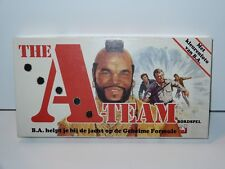 A-TEAM  BOARDGAME 'THE A-TEAM' BORDSPEL 1980s CLIPPER HOLLAND