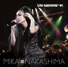 Nakashima Mika MTV Unplugged First Limited Edition CD Blu-ray Japan AICL-3082