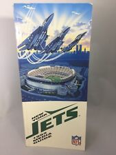 1992 New York Jets Media Guide NFL Football - Great Condition - Vintage