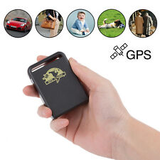 Mini SPY GSM GPRS GPS Tracker Car Vehicle Real time Tracking Locator Device PCES