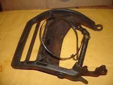 Husqvarna 365sp chain break hand guard   chainsaw part 365 sp