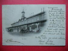 VALENCIENNES :  La Gare.......VO.1902.