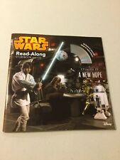 Read-Along Storybook and CD: Star Wars: a New Hope Read-Along Storybook and CD …